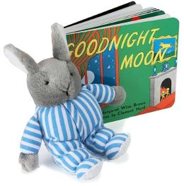 Goodnight Moon (Board Book and Bunny)