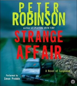 Strange Affair (Inspector Alan Banks Series #15)