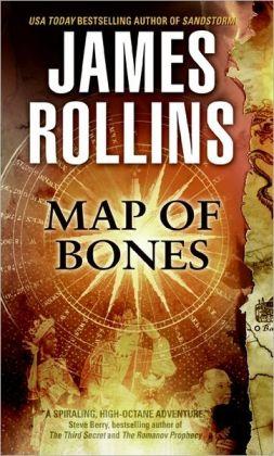 Map of Bones (Sigma Force Series)