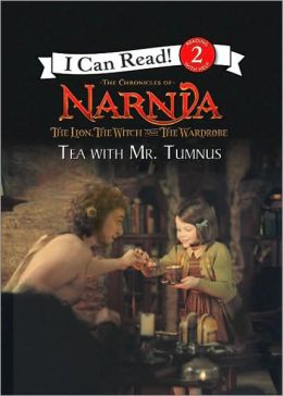 Tea with Mr. Tumnus: The Lion, the Witch and the Wardrobe (I Can Read Book Series: Level 2)