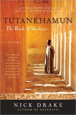 Tutankhamun: The Book of Shadows (Rahotep Series #2)