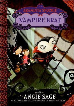 Vampire Brat (Araminta Spookie Series #4)