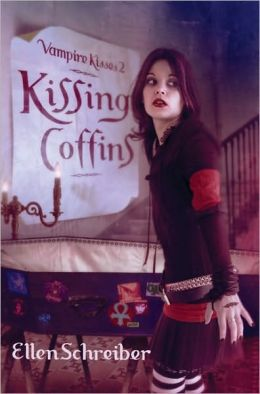 Kissing Coffins (Vampire Kisses Series #2)