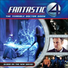 Fantastic Four: The Terrible Doctor Doom
