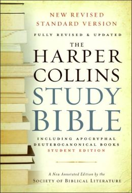 HarperCollins Study Bible - Student Edition