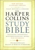 Book Cover Image. Title: HarperCollins Study Bible:  New Revised Standard Version (NRSV), Author: Harold W. Attridge