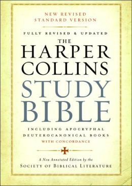 HarperCollins Study Bible: New Revised Standard Version (NRSV)