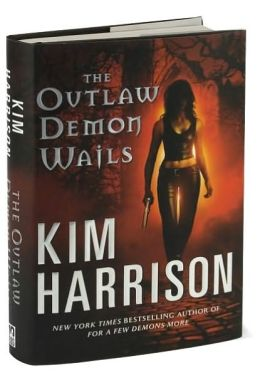 The Outlaw Demon Wails (Rachel Morgan Series #6)