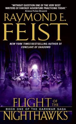 Flight of the Nighthawks (Darkwar Saga Series #1)