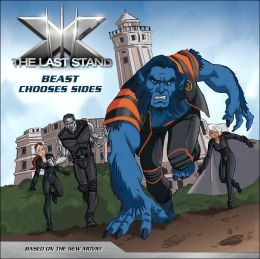 X-Men The Last Stand: Beast Chooses Sides