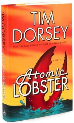 Atomic Lobster (Serge Storms Series #10)