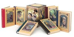 The Loathsome Library: A Series of Unfortunate Events, Books 1-6
