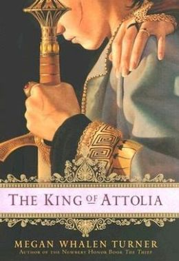 The King of Attolia (The Queen's Thief Series #3)