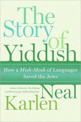 Story of Yiddish: How a Mish-Mosh of Languages Saved the Jews