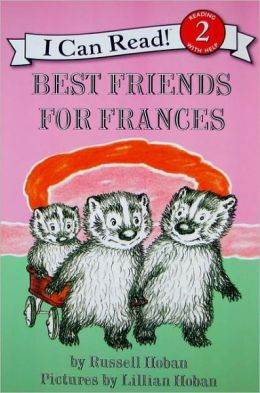 Best Friends for Frances (I Can Read Book 2 Series)