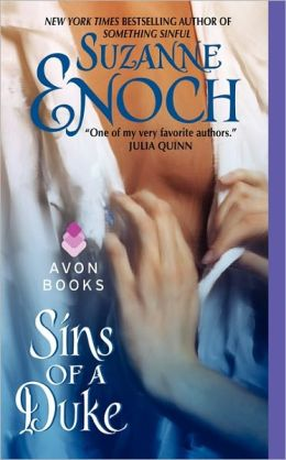 Sins of a Duke (Griffin Family Series #4)