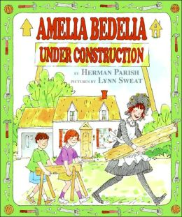 Amelia Bedelia Under Construction (I Can Read Book Series Level 2)