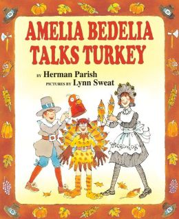 Amelia Bedelia Talks Turkey (I Can Read Book 2 Series)