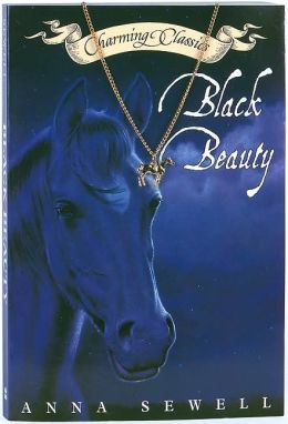 Black Beauty Book and Charm (Charming Classics Series)