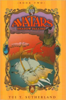 Shadow Falling (Avatars Series #2)