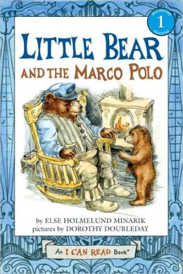 Little Bear and the Marco Polo (I Can Read Book Series: Level 1)