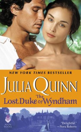 The Lost Duke of Wyndham (Two Dukes of Wyndham Series #1)