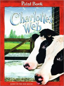 Charlotte's Web Paint Book