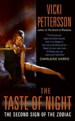 The Taste of Night (Signs of the Zodiac Series #2)