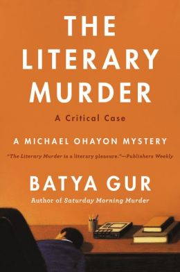 Literary Murder (Michael Ohayon Series #2)