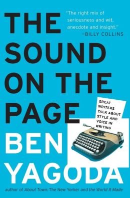 Sound on the Page: Style and Voice in Writing