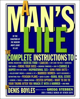 Man's Life: The Complete Instructions