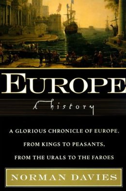 Europe: A History