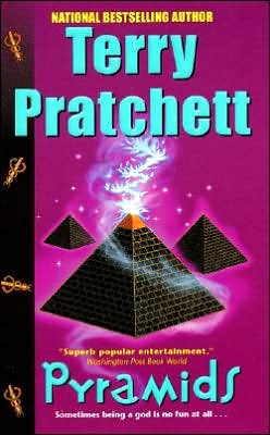 Pyramids (Discworld) Terry Pratchett