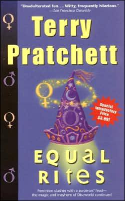 Equal Rites (Discworld Series)