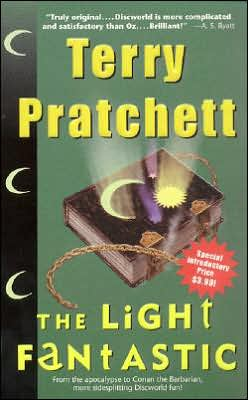 The Light Fantastic (Discworld Series #2)