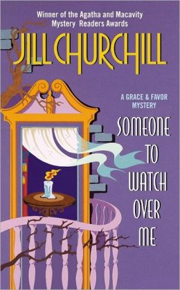 Someone to Watch over Me (Grace and Favor Series #3)
