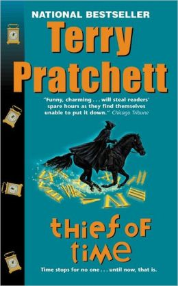 Thief of Time (Discworld Series #26)