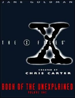 Book of the Unexplained