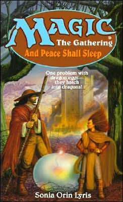 Magic the Gathering: And Peace Shall Sleep