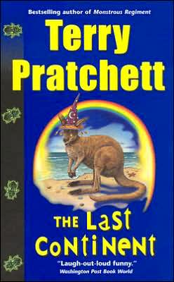 The Last Continent (Discworld Series)