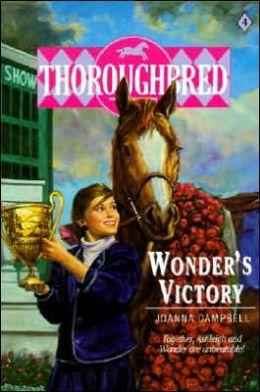 Wonder's Victory (Thoroughbred Series #4)