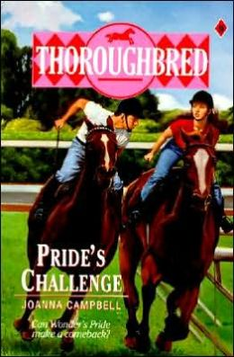 Pride's Challenge (Thoroughbred Series #9)