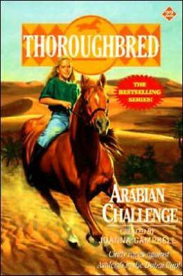 Arabian Challenge (Thoroughbred Series #22)