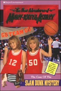 Case of the Slam Dunk Mystery (New Adventures of Mary Kate and Ashley Series)