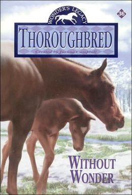 Without Wonder (Thoroughbred Series #36)