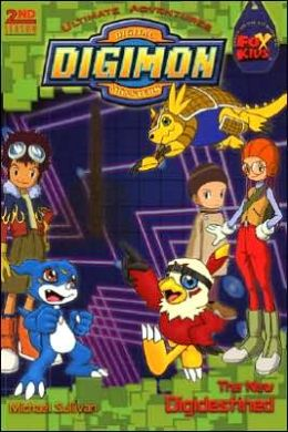 Ultimate Adventures New Digidestined