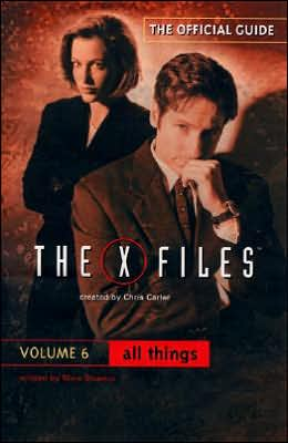 all things: X-Files Episode Guide