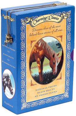 Charming Horse Library (Charming Classic Series Box Set #3)