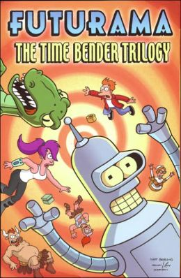 Futurama: The Time Bender Trilogy