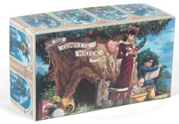 Complete Wreck: Books 1-13 (A Series of Unfortunate Events Boxed Set)